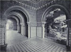 La Alhambra recreada por Bessemer