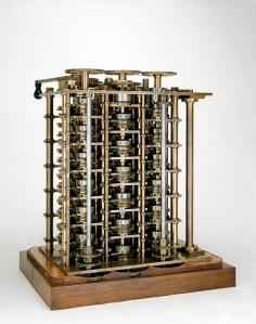 Máquina diferencial número 1 de Babbage